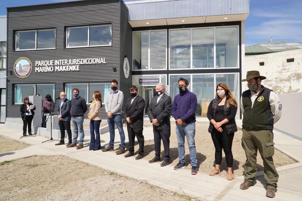 Cabandié inauguró sede del Parque Makenke 6