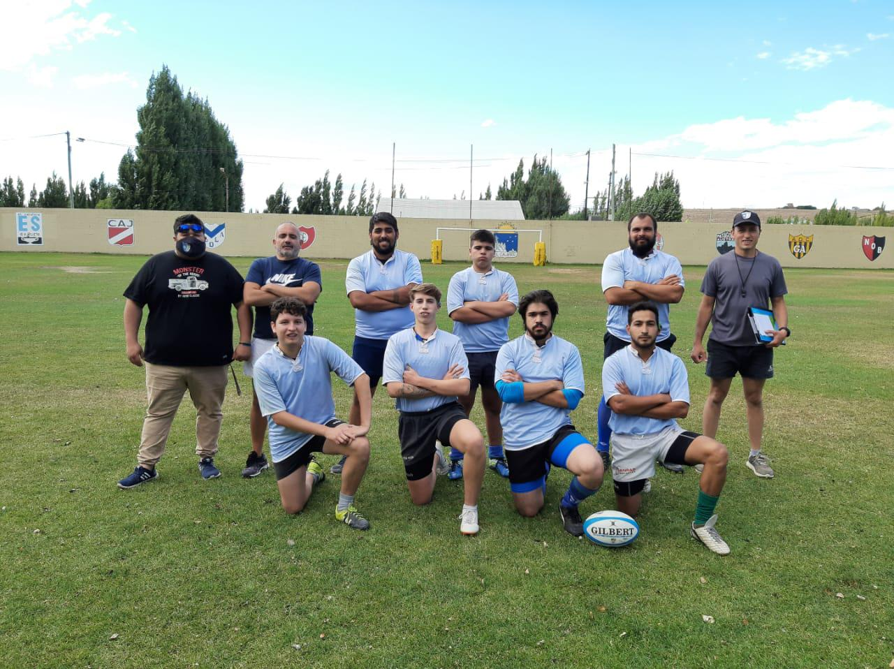 Rugby equipo 2