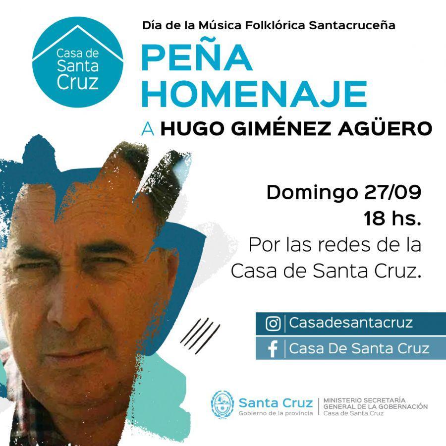Hugo Gimenez Agüero