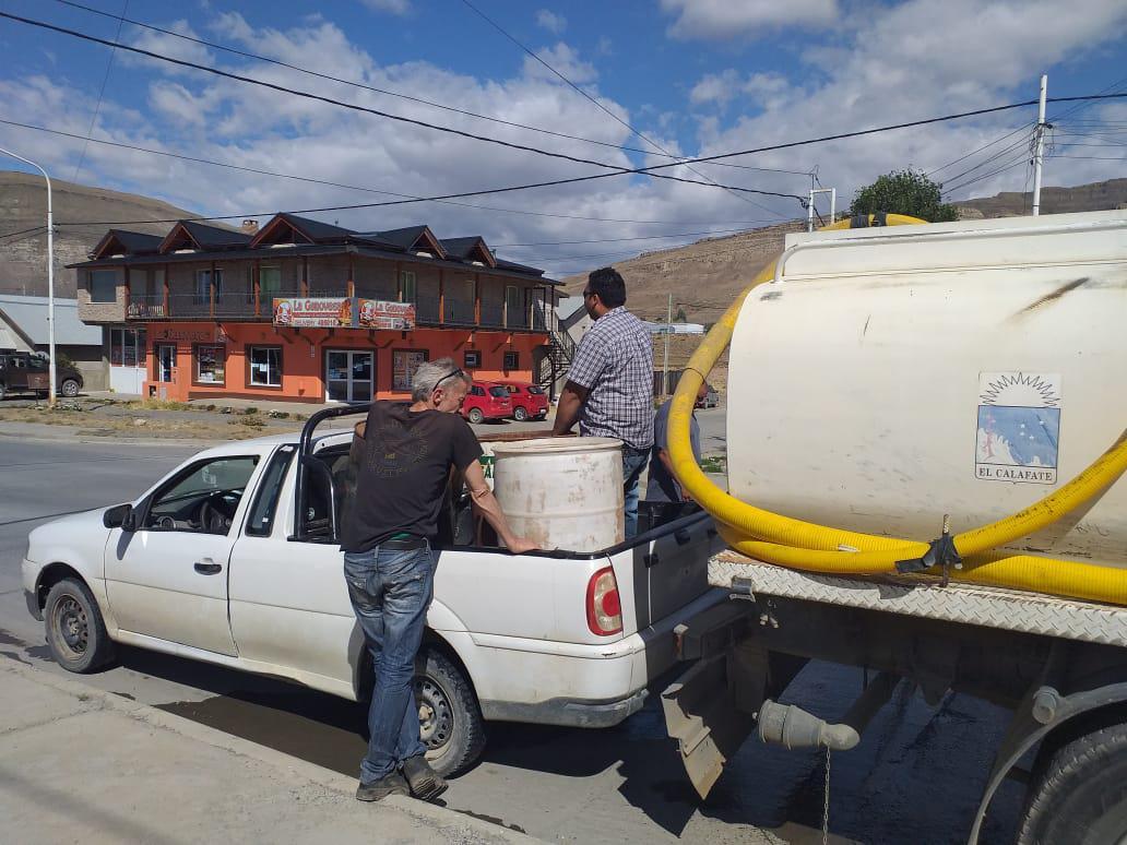 Camiones de agua Muni3
