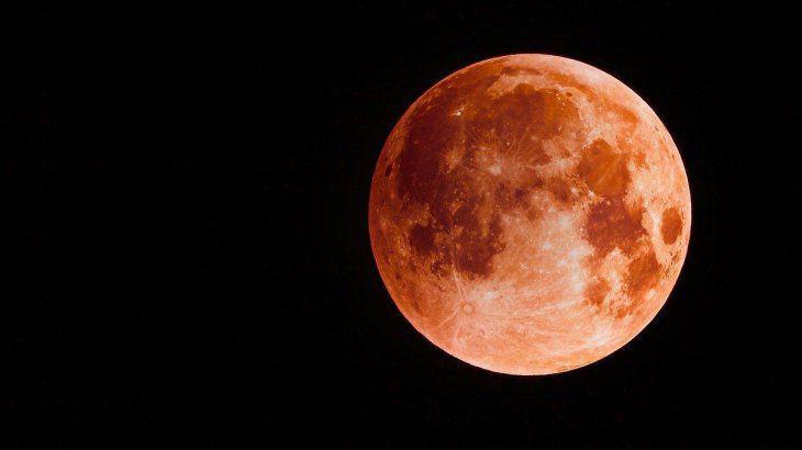 Eclipse total lunar no podrá ser contemplado en su totalidad