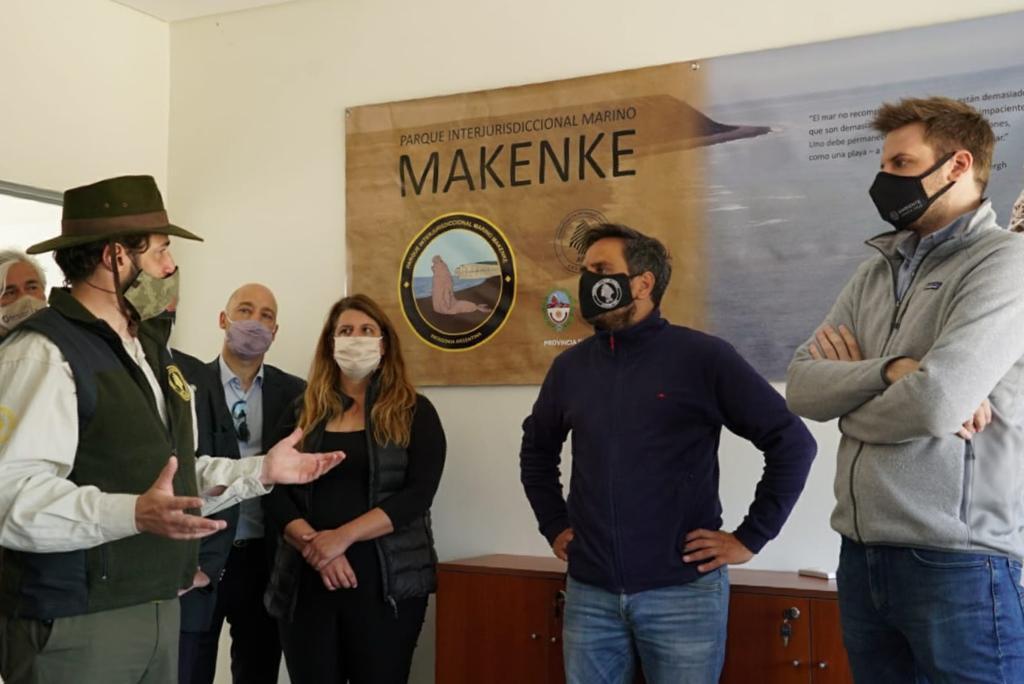 Cabandié inauguró sede del Parque Makenke 2