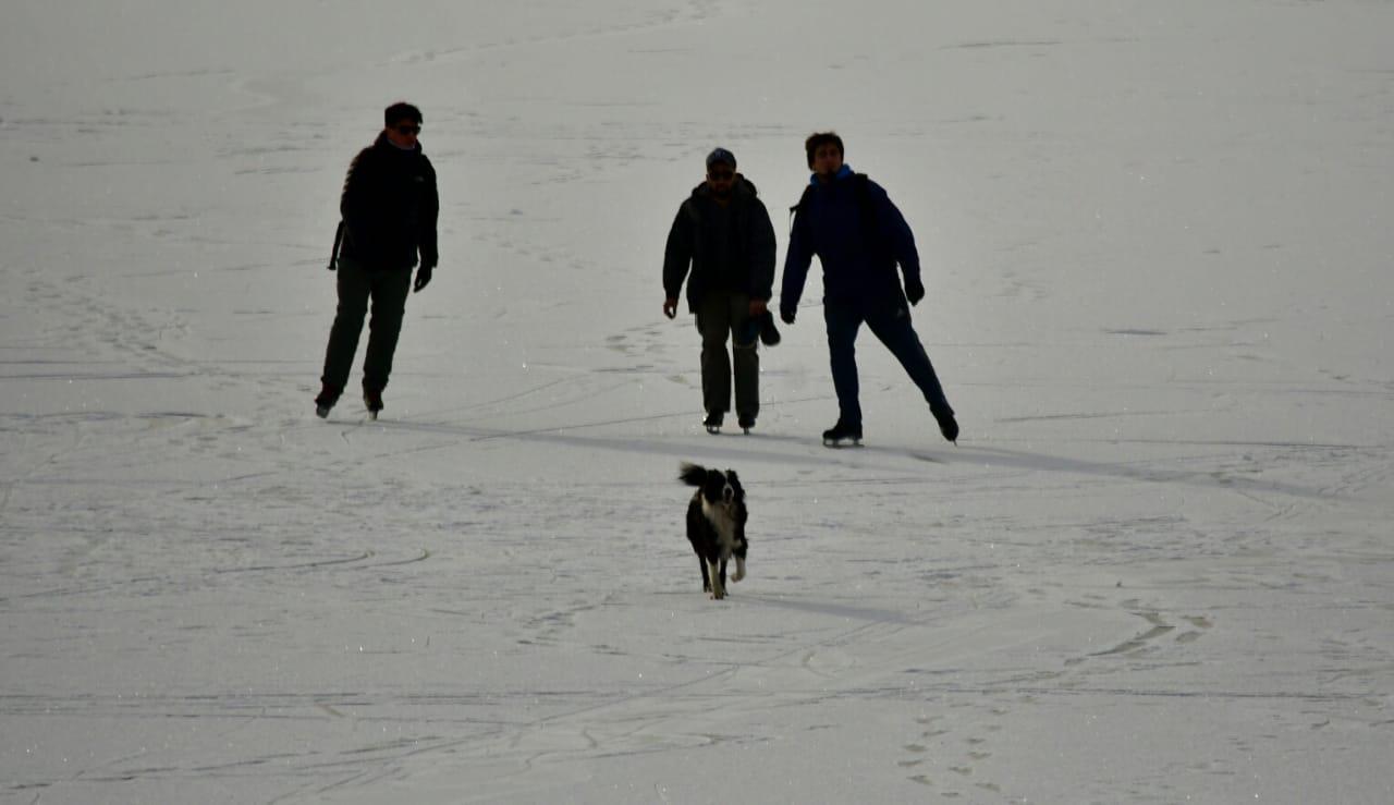 patinaje en bahia