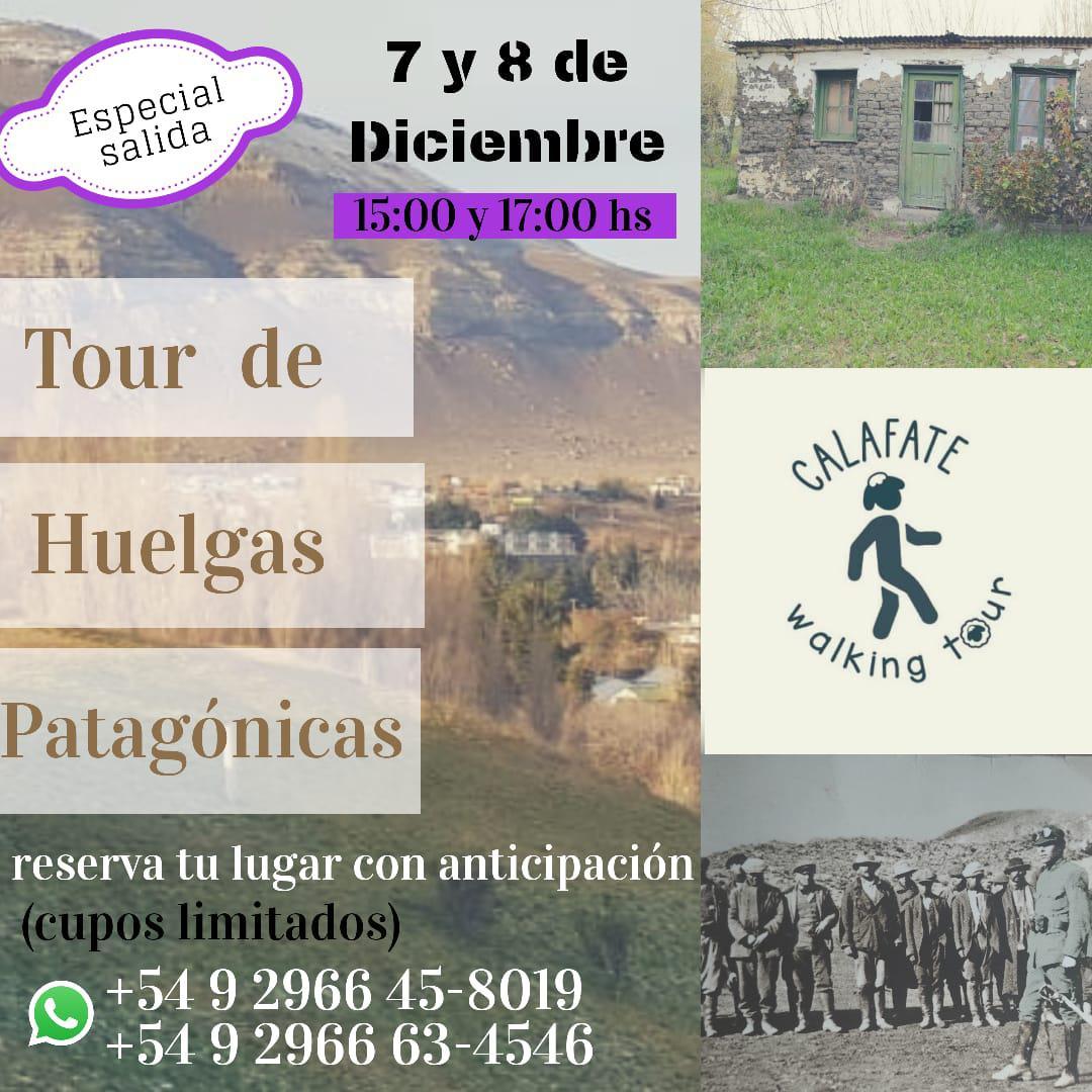 Guuiada Huelgas Patagonicas
