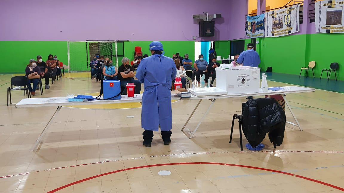 vacunacion Tres Lagos 1