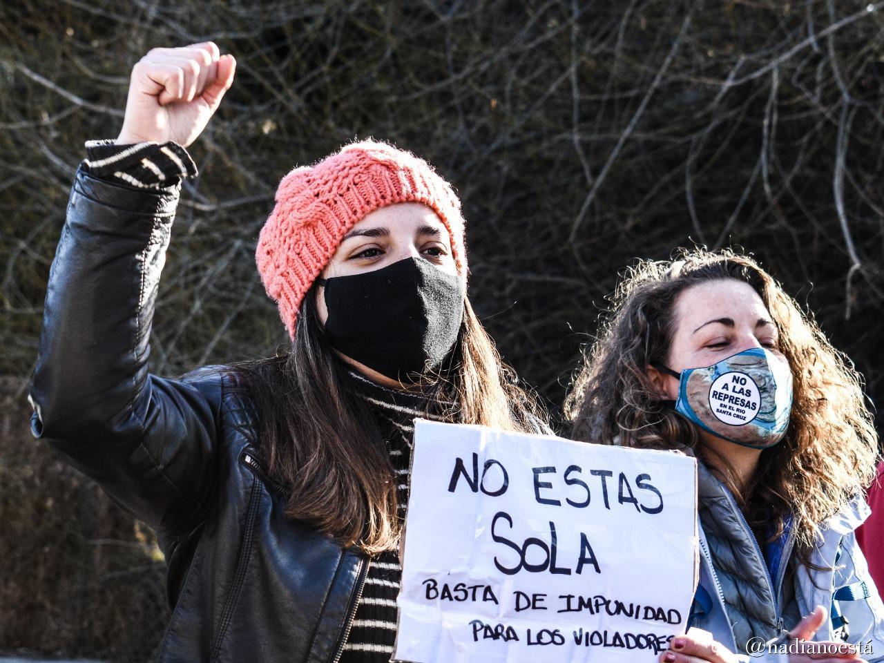 Marcha feminista1