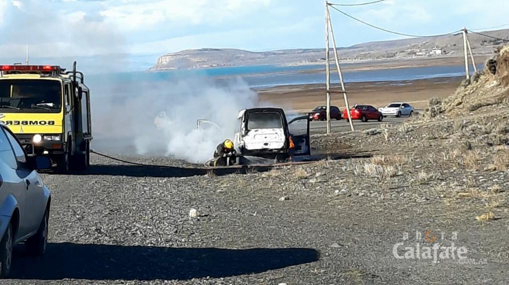 camioneta quemada [AUDIO FMD]