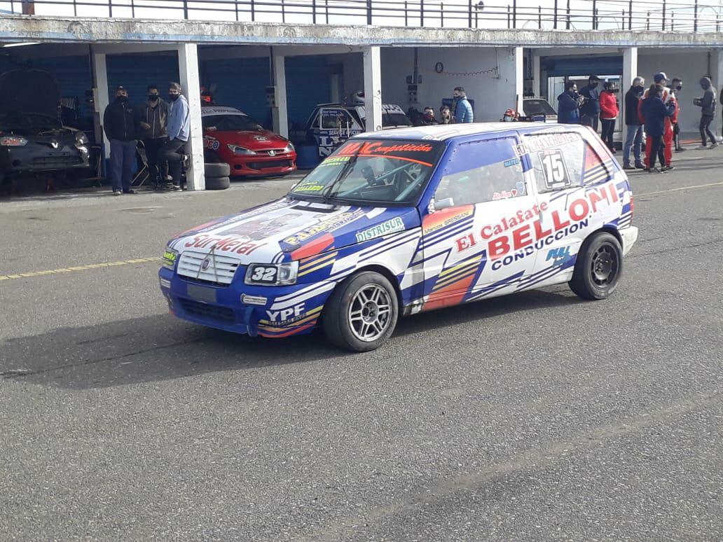 Marcos Bressani Fiat Uno 1600cc abril 2021