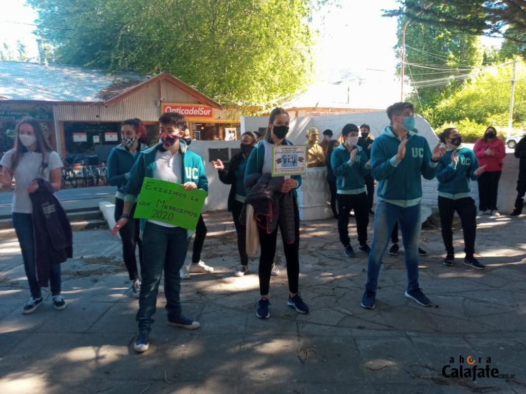 protesta Estudiantes 01 [AUDIO FMD]