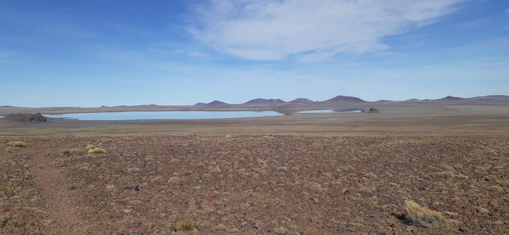 Cruce de la Meseta del Lago Buenos Aries, 100 km de trekking y aventura 09
