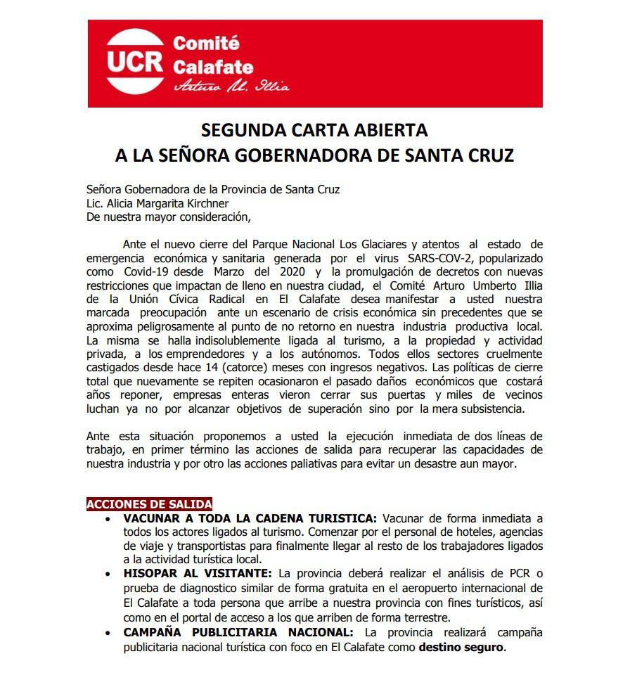 carta UCR 1
