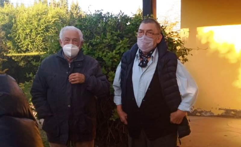 Alberto Formenti y Nuno Mancilla