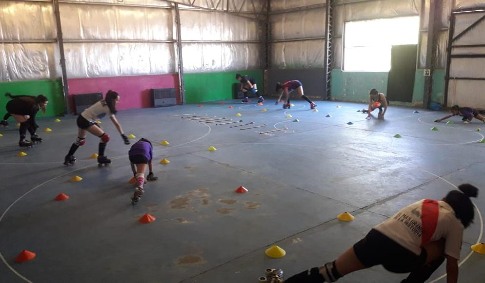 hOCKEY SOBRE PATINES 2020