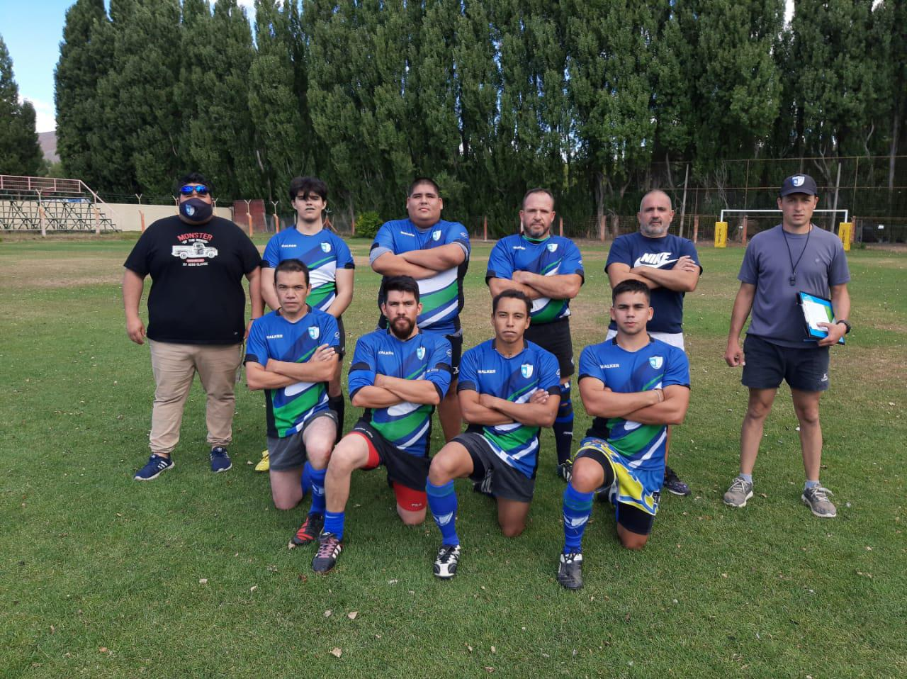Rugby encuentro equipo 1