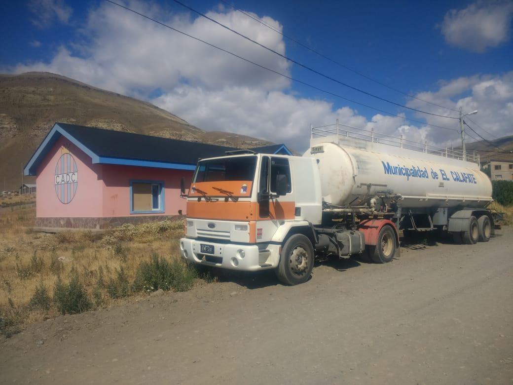Camiones de agua Muni4