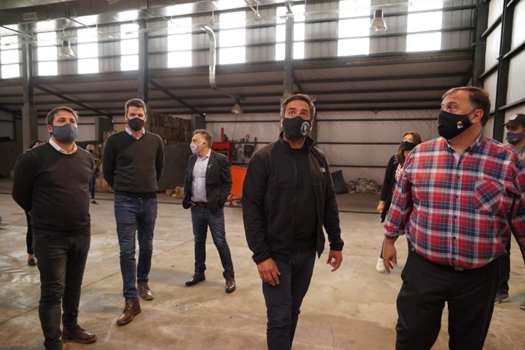 21.01.13 Cabandié visitó el P. N. Los Glaciares y el Centro de Tratamiento Ambiental de El Calafate  28
