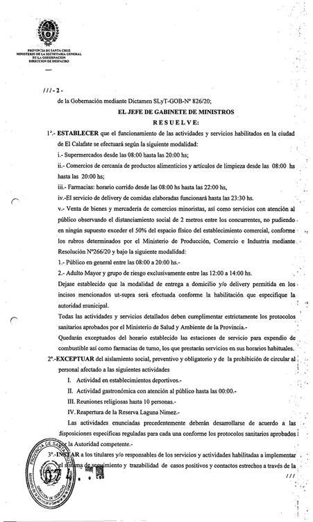 RESOLUCION_074_HORARIOS_EL_CALAFATE_10-11-20-2